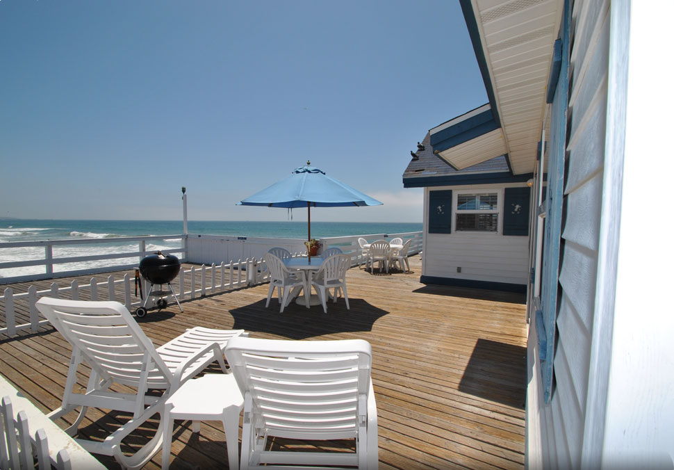 San Diego Beach Hotels Crystal Pier Cottages Gallery